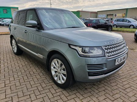LAND ROVER RANGE ROVER 3.0 TDV6 VOGUE  5 DOOR AUTO DIESEL IN GREY 1 OWNER FROM NEW